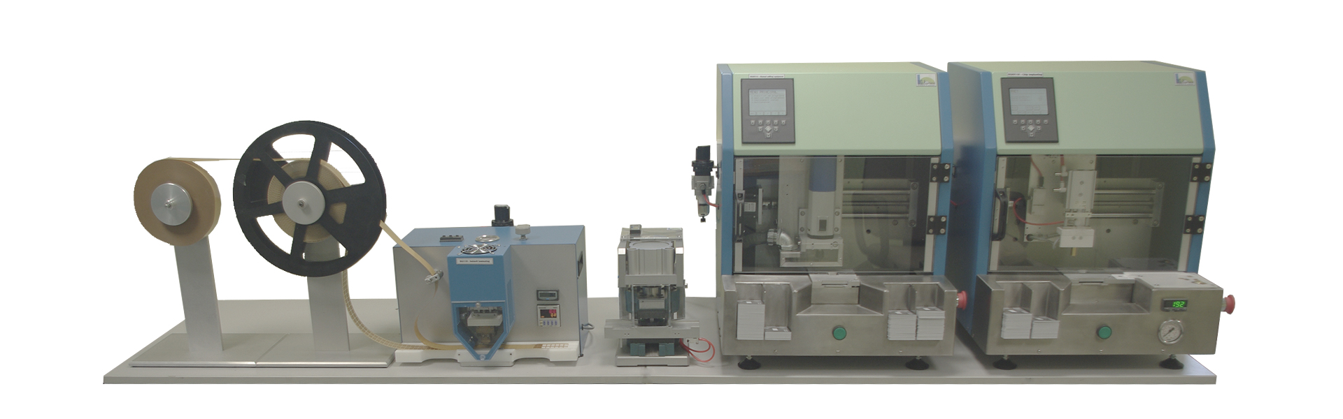 Card manufacturing equipment