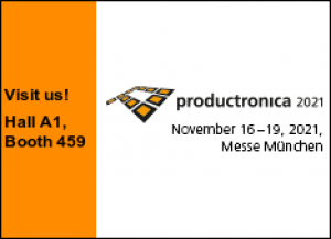 BG INGENIERIE at PRODUCTRONICA 2021